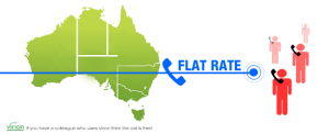 Flat-rate-local-and-national-calls